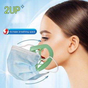 Masque de stand 3D Hot Standard Sécurité Réutilisable Unisexe Shakliance Vente Support SUPPORT POUR LA BOUCHE RESPIRABLES ET LE NEZ Pont Shase Su SSOL
