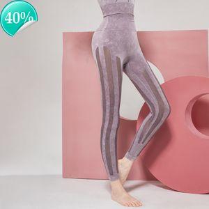 Tracksuit Women's Set Leggings Women Fitenss Yoga Pants High Waist Gyms Sport Bra Training Suit Running Sportswear 73N2
