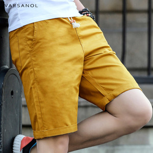 Casual Shorts Men New 2018 Summer Fashion Cotton Breathable Male Brand Clothing Shorts Homme Bermuda Trousers Big Size