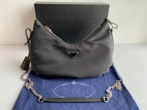 Bolsa de bolsas Bolsas Hombro Vare Fashion Nylon Reedición Calidad Bolsos New Leather 5A Bag Designer 2021 2006 Crossbody Hombro Hombre T WO VPVE
