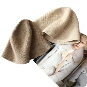 Shuchan Winter Hat for Women Designer Bonnets al por mayor 100% Cashmere Warm Winter Accesorios para mujeres 2021