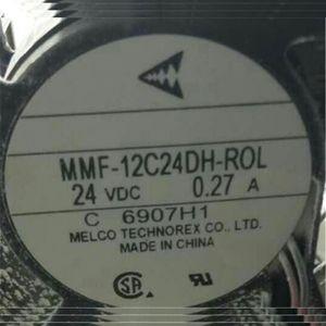 Brandneue hochwertige MMF-12C24DH-ROL 24VDC 0.27A Kühlerluftkühlungsventilator