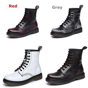 HBP Men 2020 Spring Ankle Boots Зима Натуральная Кожаная Обувь Человек Панк Повседневная езда Коравные Ботас Hombre Plus Размер 46 q1217