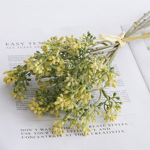 1pcs Home Room Decor Artificial Clove Fruit Artificial Plant Flower For Wedding Decor Fake Flowers Simulation Flower Party