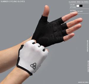Cycling Gloves Half Finger Mens Women's Summer Sports Shockproof Sports Gloves Mtb Bike Bicycle Glove Guant jllffS bdefight