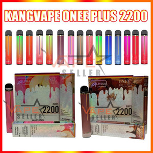 Kangvape Alphaa Onee Plus Stick Disposable Vape Pen Device Pods With 870mAh Battery 8.5ml Pod 2200 Puffs Vape Kit VS Bang XXL Puff Max