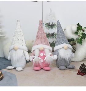 Commercio estero transfrontaliero anziano anziano bambola decorazione finestra decorazione natalizia decorazioni natalizie decorazioni natalizie bambole in stile nordico
