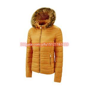 2021 Women winter jacket fashion women down jacket high quality down parkas coats blue black new women winter casual outdoor warm S-XL