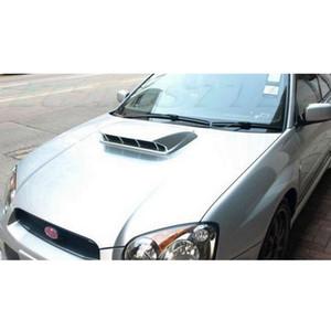 Para 04-05 Impreza WRX GD HOUDE STI Scoop Bonnet Inticulação de ar de fibra de vidro sem pintura