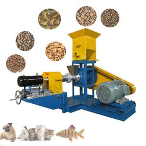 220V novo tipo pellet moinho multi-função alimentar alimentos pellets fazendo máquina agregado familiar animal alimentação granulador 220V