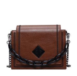 Small Crossbody Bags for Women New Vintage PU Leather Hand Bag High Quality Shoulder Bag Ladies Handbags
