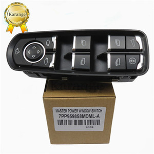 Power Window Rearview Mirror Control Switch 7PP959858AEDML 7PP959858M 7PP959858A For Porsche Panamera Cayenne Macan 2011 - 2017