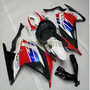 Motorcycle Fairings for white red black Kawasaki NINJA 300R body kits Ninja 300 ZX 300 2013 2014 EX300 2016 2017 2015 bodywork kits