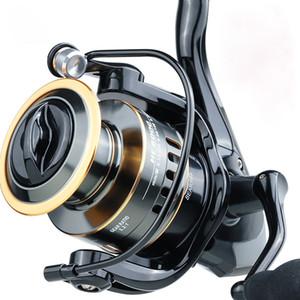 Fishing Reel 10kg Drag High Speed Metal Spool Spinning Send Line Reel Saltwater Ocean Boat Fishing Tools Z1128