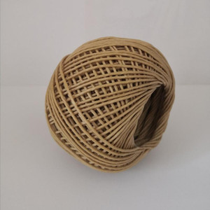 100% organic wick 1.1mm 200ft ball, light color twine, string, cord