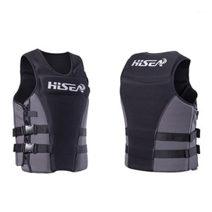 Professional Life Jacket Vest Adult Buoyancy Lifejacket Protection Waistcoat for Men Women Swimming Fishing Rafting Surfing1