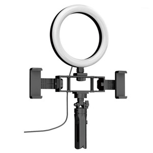 K316 Ring Fill Light Stress Stand Dimmable Мобильный телефон Selfie Light Video Selfie Makeup Fill Fample1