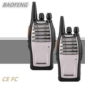 Walkie Talkie 2PCS BAOFENG BF-A5 UHF 5W PHam CB Radio Talki Walki 1800mAh Mobile Transceiver Updated BF-888S Hunting Radio1