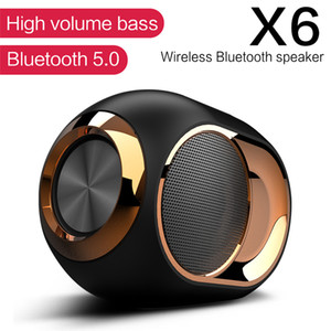 Music Speakers Bluetooth Portable Wireless Speaker Stereo Surround Super HIFI Soundbar with TF Card 3.5mm Aux Cable Play Music