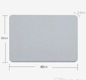 40*30cm Diatom Mud Anti-slip Absorbent Fast Drying Ultra Absorbent Mat Bathroom Mat Diatomite Soak Water Clean A bbybuo xmh_home