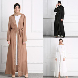 Eid Kaftan Abaya Dubai Turkey Muslim Hijab Dress Women Abayas Caftan Ramadan Turkish Islam Clothing Robe Djellaba Femme Musulman