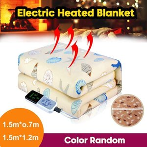 Electric Blanket Thicker Heater 3 Gear Adjustable Temperature Heated Blanket Thermostat Electric Body Warmer Mat AC 220V1