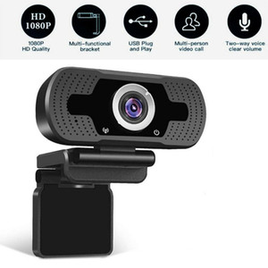 USB 1080P HD Auto Focus Camera Video Call Available Pro Streaming Webcam with Mic Widescreen Computer Camera for Conferencing