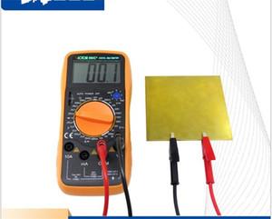 Le multimètre de fil de couleur pure peut être connecté Accueil Gadget Pratique Gadget Banana Plug to Alligator Clip Test Line Haute Qualité 4 6LQ J2