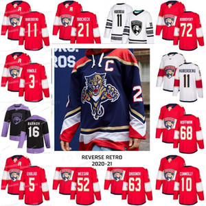 Florida Panthers 2021 Retro retro Aleksander Barkov Evgenii Dadonov Mike Hoffman Brett Connolly Mackenzie Weegar Frank Vatrano Jerseys