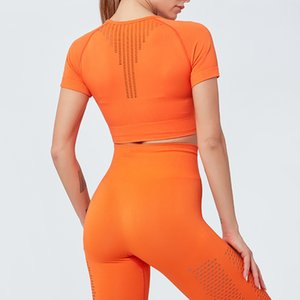 Yoga Set Women Fitness Clothing Hollowing out Tight trousers Women Gym Leggings 2 Pieces Tracksuits Sports Bra Women Sportswear
