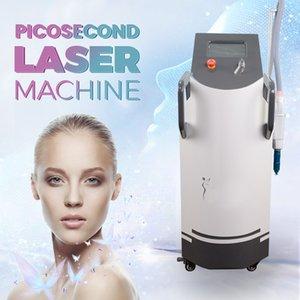 755nm PicoSecond LIP LIP DÉLÔTURE DE TATEAU DE TATTOO 1064NM 532NM 755NM Picolaser Picolaser Pigment Machine laser avec 4 sondes