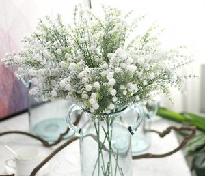 Manufacturers wholesale snow spraying snow all over the sky star imitation Christmas flowers home decoration wedding decoration