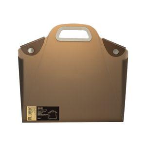 Handbags for women 2020 simple Briefcases file packet Transparent document bag laptop bags for men designer women bag brief case Q0119
