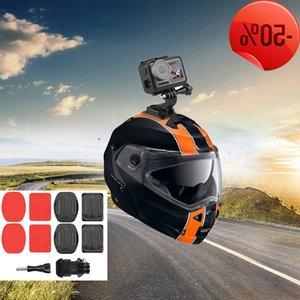GoPro Hero's Cone Curve Helmet Mounting 9 لفائف J، Asmo Action Camera Bracket