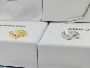 Colore dell'oro dell'oro dell'anello dell'anello dell'anello regolabile dell'anello di alta qualità