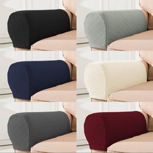 2 шт. Установленные подлокотники охватывает охватывает гостиную дивана для гостиной мебель утолщение фиксируемой рукава пылезащитный стул чехол чехол образец 13 8bn G2