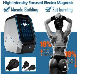 Portátil HIEMT 7 TESLA EMS Estimulador muscular Emslim Muscle Build Fat Burning Em Slim Sculpt Spress Stimulation Salon Spa Machine