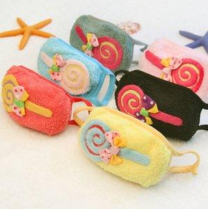 Маска для лица Lollipop Теплая маска Дизайнер 2021 Новые Детские Маски Зимние Велоспорт Пыль Холодная Факс В наличии