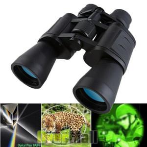 Binoculars With Night Vision Prism High Power Waterproof Binoculars With Night Vision Telescope LJ201114