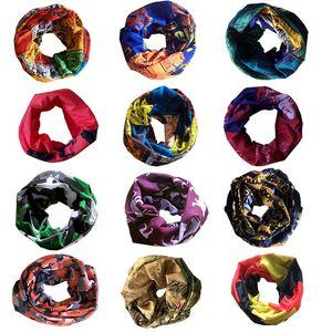 Открытый велосипед солнцезащитный крем камуфляж волшебный шарф велосипед дизайнерские лица маска шеи крышка ветрозащитный солнцезащитный крем шарф бесшовные волшебный шарф