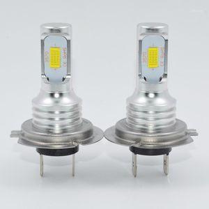 H7 bulbs Hight power 72W LED Car Headlight CANBUS white 6000k Auto Front Bulb h7 Headlamp LED Car Lighting1
