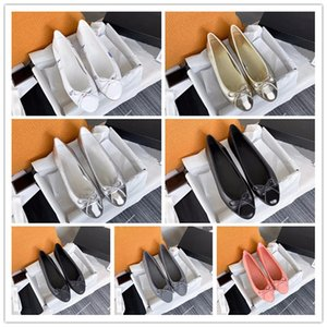 2020 hot sale Loafers Famous Brand Designer Travel Prom Flats Ballet Flats Women Shoes Size 34-41 Original box