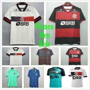 NCAA Women Man Kids Youth Flamengo Football Jerseys B.GUERRERO DIEGO B.HENRIQUE DE ARRASCAETA GERSON Custom 2020 2021 Flemish RJ Soccer Shir