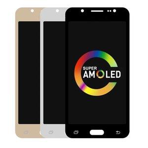 OLED J510 LCD Samsung Galaxy J5 2016 J510FN J510F J510G J510Y LCD Ekran Dokunmatik Ekran Digitizer Meclisi Toptan Yedek Parçalar