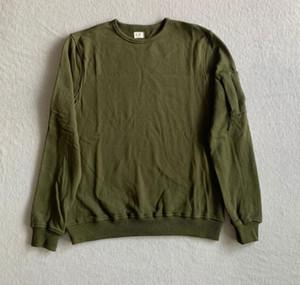 CP Einer Brille Männer Sweatshirts Outdoor Hoodies Jogging Sweatshirts Lässige Männer Hoodies Größe M-XXL Schwarz