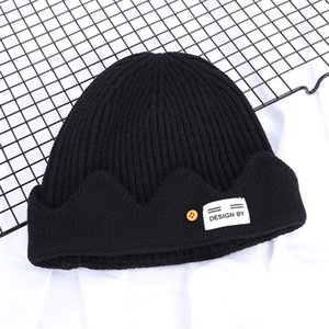 Good Quality Beanies Knitted Hat Designer Champion Winter Warm Thick Beanie Bonnet Skull Hats For Men Women Crochet Skiing 3F#813