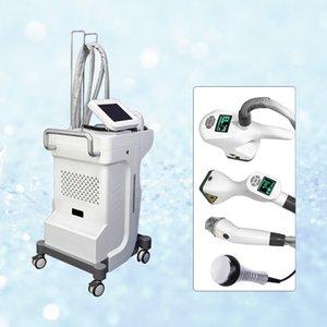 New Year Sale Non-invasive Lose Weight Multifunction Body Slimming Machine Body Shaper Velashape RF Bio Equipment