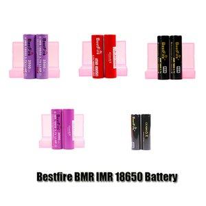 Authentique Bestfire BMR IMR 18650 Batterie 2500MAH 3000MAH 3100MAH 3500MAH 3500MAH 3500MAH 35A 40A 35A 40A Rechargeable Lithium Vape Mod Batterie authentique