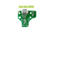 050 001 01 01 030 040 USB شحن ميناء ميناء مقبس شاحن الطاقة مجلس 12pin كابل للبلاي ستيشن 4 PS4 برو تحكم