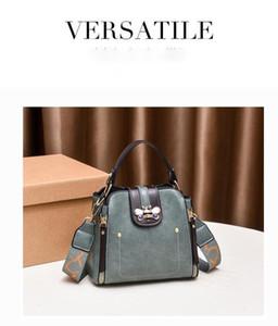 Hot Sale Designer Handbags Shoulder Bag Handbag Lady Cross Body Bag Purse Fashion Vintage Leather Shoulder Bags 37xc